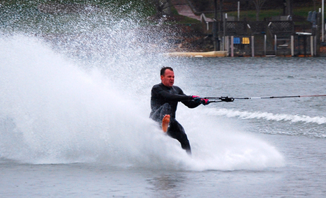 Local water skiers place in Barefoot Challenge | Lincoln Times-News | Barefoot Waterski | Scoop.it