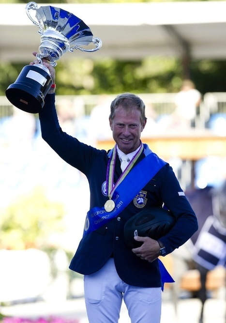 News Capsule: ECCO FEI European Jumping Championships 2013 by the Numbers | Fran Jurga: Equestrian Sport News | Scoop.it
