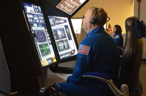 Starliner Simulators: Astronauts 'Fly' Boeing Spacecraft Trainers | The NewSpace Daily | Scoop.it