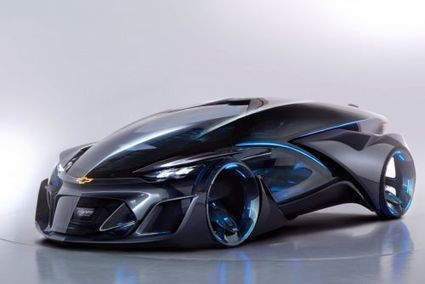 Chevrolet unveiled a Self-Driving Concept Car that seems straight out of Science Fiction | Automobile Technology | Scoop.it