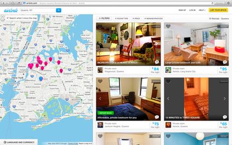 Airbnb's $10 billion value a sign of sharing-economy momentum   Peer2Politics   Scoop.it