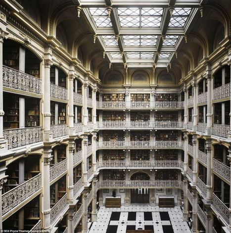 World's most stunning libraries captured in new book | All Things Bookish: All about books, all the time | Scoop.it