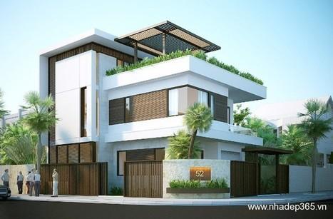 Tặng 100%  phí thiết kế kiến trúc, thiết kế biệt thự đẹp | Thiết kế nhà đẹp 365 | Scoop.it