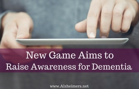 Scientists & Gamers Team up to Work on Combating Dementia | Technology in Business Today | Scoop.it