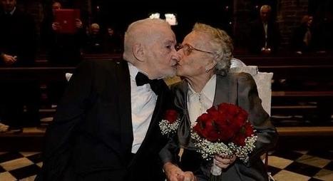 Una pareja de italianos se casa tras reencontrarse 70 años después gracias a Facebook - ANTENA 3 TV | Marketing  Online - Carlos Ruiz | Scoop.it