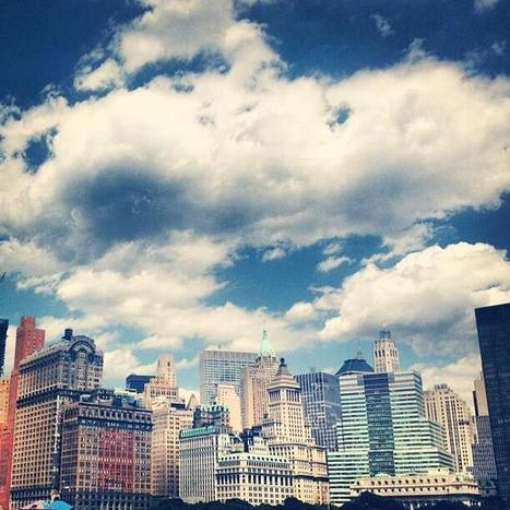 Twitter / RinconesNY: Picture #nyc: #Downtown & ... | New York'Chronics | Scoop.it