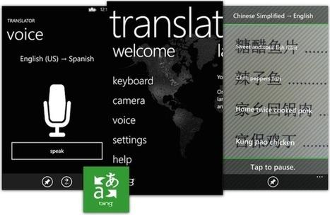 Five Best Language Translation Tools | Bazaar | Scoop.it
