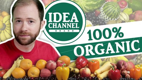 100% Organic Idea Channel Episode | Idea Channel | PBS Digital Studios - YouTube | leapmind | Scoop.it