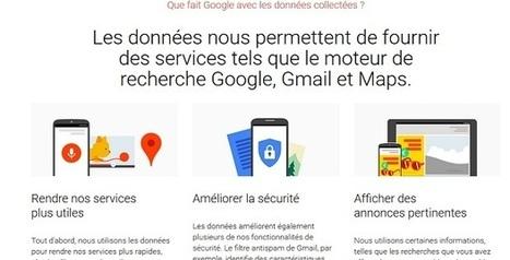 Vie privée : l'opération de com' de Google qui prétend vous donner le contrôle... | Libertés Numériques | Scoop.it