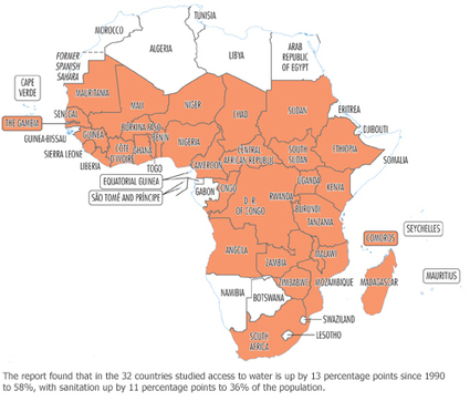 State of Water and Sanitation in Africa 2012: Report   North South Tribune   Scoop.it