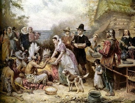 First Thanksgiving: Myths vs Reality   Black Friday and Thanksgiving ESL - EFL resources   Scoop.it