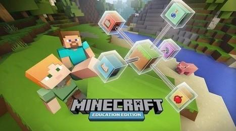 Minecraft Education, para escuelas, abre sus puertas a los profesores | CLIL is possible with ICT | Scoop.it