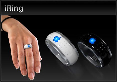 Rumor: Apple television with 'iRing' motion controller to launch this year | digital harddrives and memory retention | Scoop.it