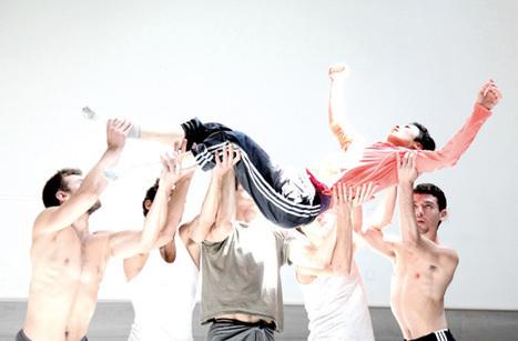 Todo un mes en danza | Festival Internacional Madrid en Danza 2012 | Scoop.it
