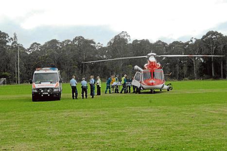 Paramedic | Paramedics, OHS and me | Scoop.it