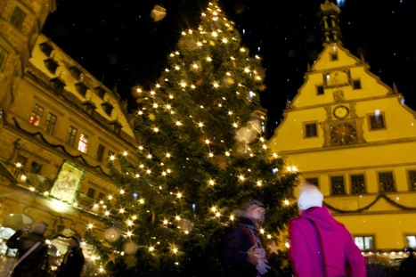 Rothenburg ob der Tauber:  One of My Favorite German Christmas Markets | Travel in Germany | Scoop.it
