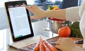 8 apps for food lovers - The Online Mom | iPads, MakerEd and More  in Education | Scoop.it