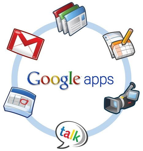 10 tips to help you make the most of Google Apps to get work done   Work Smarter, not Harder   Scoop.it