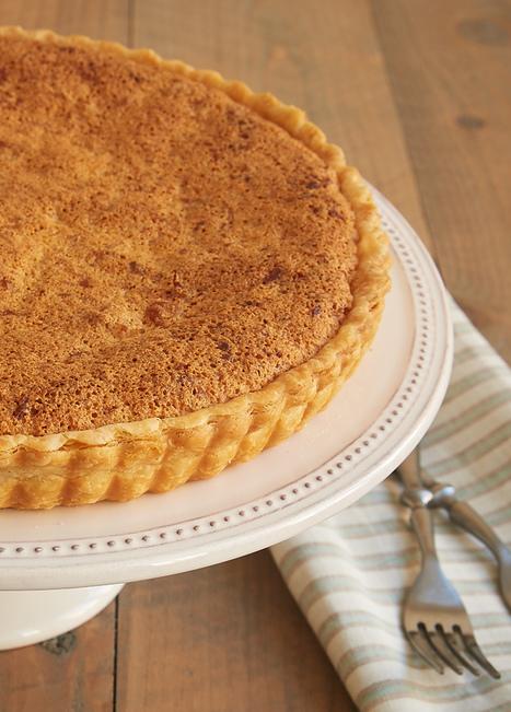 Macaroon Tart | ♨ Family & Food ♨ | Scoop.it