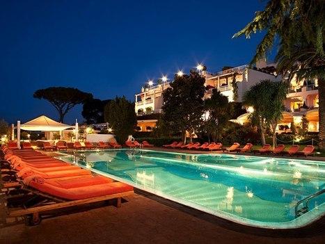 Italie Capri Palace Hotel de luxe et Spa, Anacapri | Hotel Collection | Scoop.it