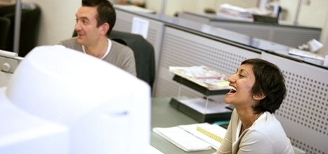 How to Be Happy at Work | Delighted Employees | Scoop.it