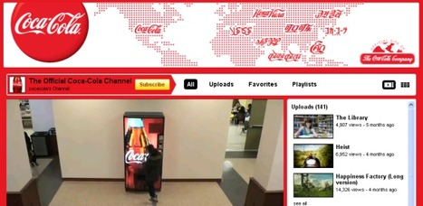 Q: What Can Coca Cola Can Teach Us About Content Marketing? A: LOTS | AtDotCom Social media | Scoop.it