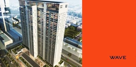 Studio Apartments in Noida - Wave City Center | Real Estate Projects & Properties | Scoop.it
