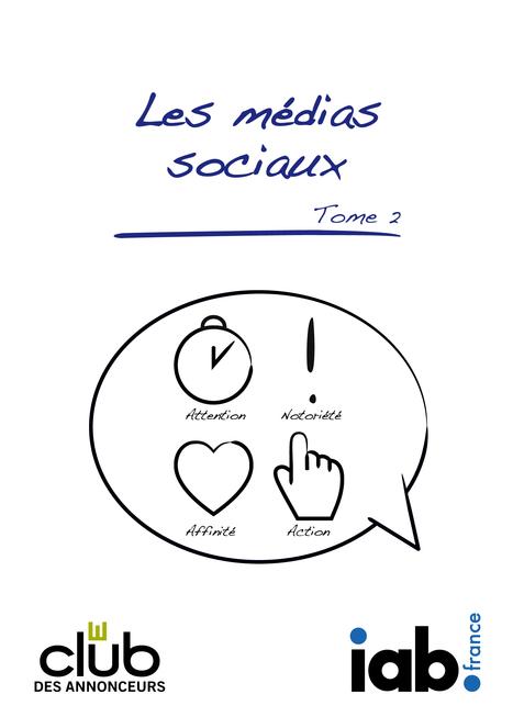 Les médias sociaux T2 : Livre Blanc | IAB France + Club des Annonceurs | Radio 2.0 (En & Fr) | Scoop.it