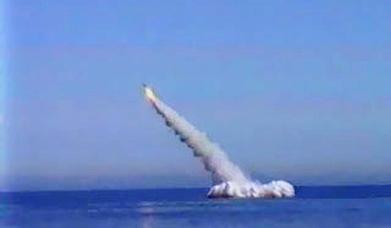 Tests réussis du missile Boulava - Voix de la Russie   Military news   Scoop.it