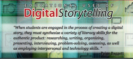 Digital_Storytelling - LiveBinder - Dean Mantz @dmantz7   Educational Technology   Scoop.it