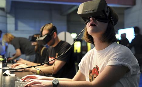 La Realidad Virtual se fija en el sector educativo chino | | REALIDAD AUMENTADA Y ENSEÑANZA 3.0 - AUGMENTED REALITY AND TEACHING 3.0 | Scoop.it