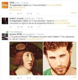 Nuevos reyes en TVE | #TRIC para los de LETRAS | Scoop.it