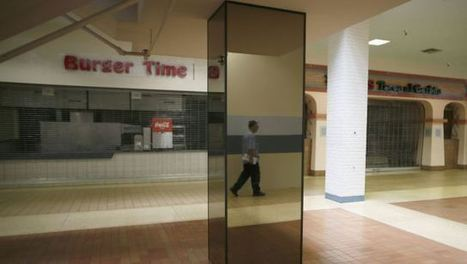 American teens don't hang out at malls anymore. They eat at restaurants | Kickin' Kickers | Scoop.it