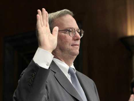 Google's Eric Schmidt: Technology Isn't Destroying Jobs | Developpement | Scoop.it