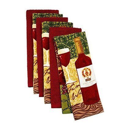 Red Kitchen Towel Sets – Red Kitchen Accessories | Home and Garden | Scoop.it