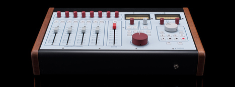 Rupert Neve Designs – 5060 Centerpiece: 24×2 Desktop Mixer | Mixer Consoles | Scoop.it
