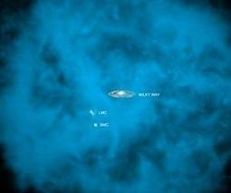 NASA's Chandra Shows Milky Way is Surrounded by Halo of Hot Gas | Science, Space, and news from 'out there' | Scoop.it