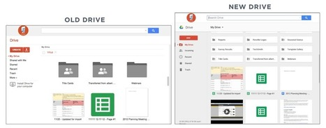 11 Things You Need to Know About the Redesigned Google Drive | Google Gooru | E-Learning and Online Teaching | Scoop.it