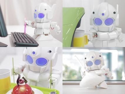 Kickstarter UK's 'Rapiro' Robot Kit for Raspberry Pi is Adorable   Raspberry Pi   Scoop.it
