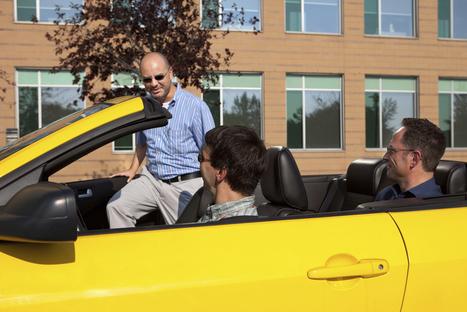 TwoGo : SAP encourage le covoiturage des salariés | Innovations urbaines | Scoop.it
