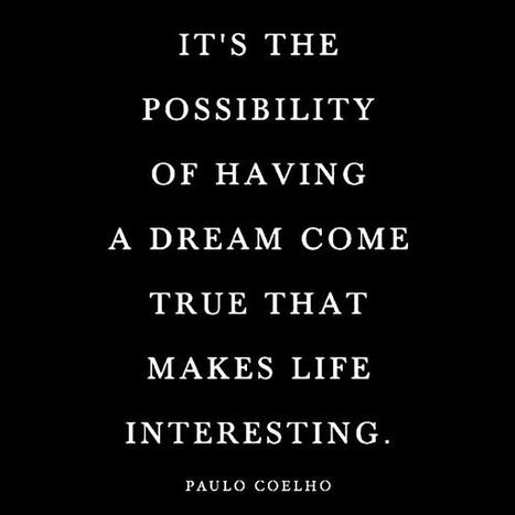 Dreams | Presentation Skills | Scoop.it