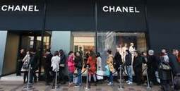 La stratégie et le succès de Chanel en Chine - Marketing en Chine | Seb | Scoop.it