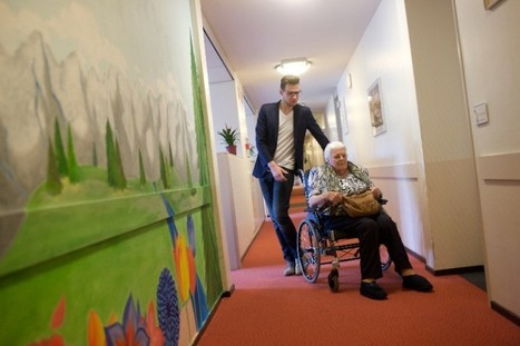 To Save on Rent, Some Dutch College Students Are Living in a Nursing Home - The Atlantic | AP HUMAN GEOGRAPHY DIGITAL  STUDY: MIKE BUSARELLO | Scoop.it