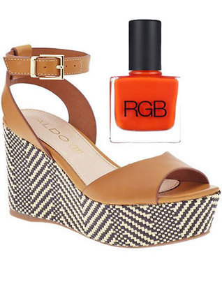 Perfect Summer Sandal and Polish Pairings! | P.R.O.J.E.C.T  F.A.S.H.I.O.N | Scoop.it