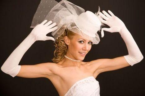 Come indossare un cappello durante una cerimonia a Firenze   Sam's Parrucchieri   Acconciature e make up sposa Firenze   Sam's Parrucchieri   Scoop.it