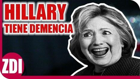 CNA: Hillary Clinton sufre Demencia Grave y le cuesta Caminar. (DOCUMENTOS REALES) | La R-Evolución de ARMAK | Scoop.it