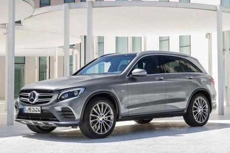 Mercedes GLC F-Cell : de l'hydrogène pour 2018   Groupe Recharge   Scoop.it