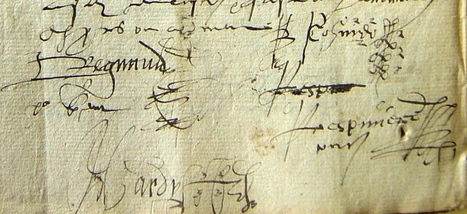 MODES de VIE aux 16e, 17e siècles » Archive du blog » Frais de justice de plus de 100 livres pour recouvrer un impayé de 38 livres, 1567 | blog de Jobris | Scoop.it