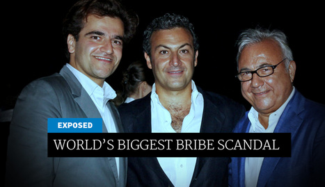 The Bribe Factory | Unaoil | Ahsani Family Oil Industry Corruption Scandal | Carbohydrates are of the past, Space Solar the future. | Scoop.it