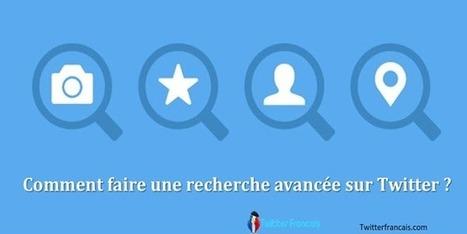 Comment utiliser les opérateurs de recherche Twitter | Réseau Sociaux | Scoop.it